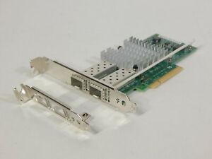 HP 10Gb 2-Port 560SFP+ Network Adapter 669279-001 665247-001 665249-B21 +Bracket