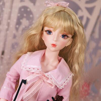 """New 24/"""" 1//3 Handmade Resin BJD MSD Lifelike Dolls Joint Dolls Girl Gift Jennifer"""
