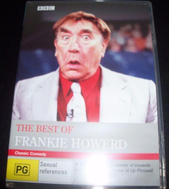 Frankie Howerd The Best Of BBC DVD (Australia Region 4) DVD - Like New