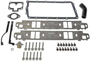 Dorman Lower and Upper Engine Intake Manifold Gasket Set for 1997-2001 Ford lj