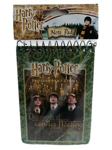 2-x-Harry-potter-Note-Pad-Note-Book-D4