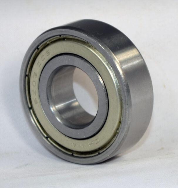 208SFF  Single Row Shielded   40 x 80 x 18  Bearing