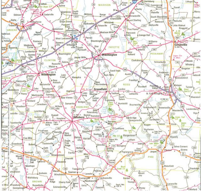"""Road Map"" 12x12  Paper Pizazz - Hot Off The Press"