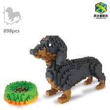 Balody 10-in-1 Pet Dog Dachshund Animal DIY Diamond Mini Building Nano Block Toy