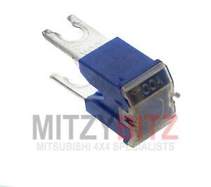 100 AMP Bullone in fusibile per MITSUBISHI Pajero Shogun Pinin Delica MK1 MK2 L300 L400 Auto: ricambi