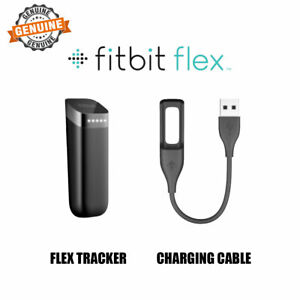 ORIGINAL-FITBIT-Flex-Tracker-and-Charging-Cable-FB401TCC-CS-Fitness