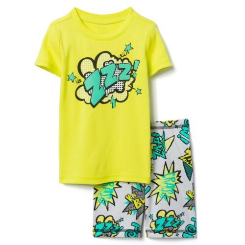 NWT Gymboree Boys gymmies Pajamas set Comics Shortie many sizes