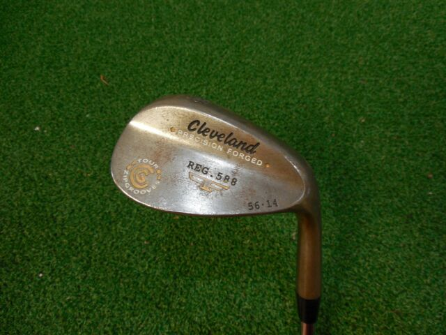Cleveland 588 Forged RTG Wedge Golf