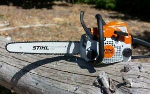 BRAND NEW 2021! Stihl MS170 Chainsaw with 16 bar!!! Alberta Preview