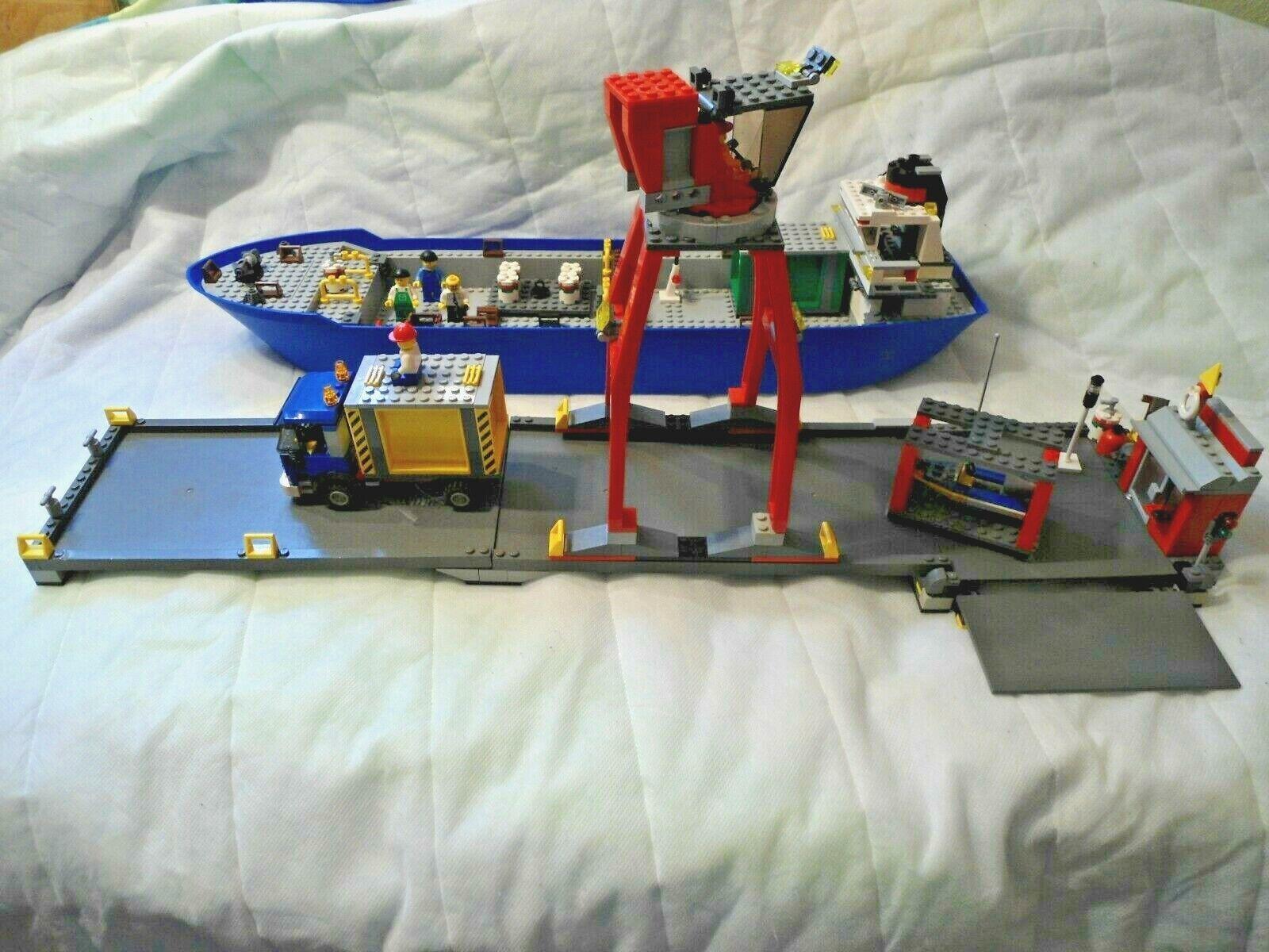 LEGO 7994 città  Harbour - no scatola  forma unica