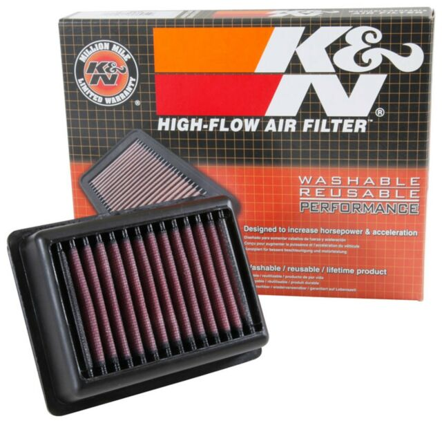 TRIUMPH STREET CUP 900cc 2016-2017 K&N AIR FILTER