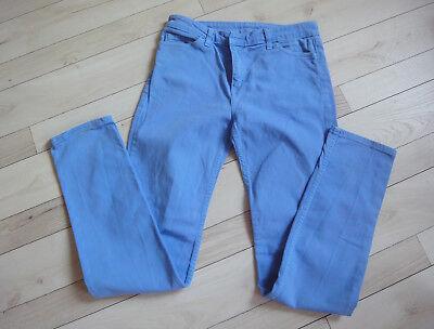 Gastfreundlich Jeans Hose Blau Damen Gr. 33