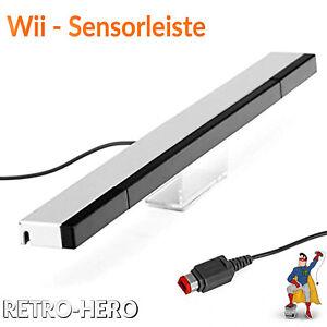 Wii-Sensorleiste-Bewegungssensor-Sensor-Leiste-Sensorbar-Infrarot-fuer-Nintendo