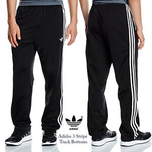 Adidas-Originals-Mens-Sports-Gym-Workout-Track-Jogging-Tracksuit-Trouser-Bottoms