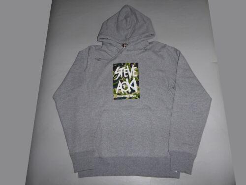 Aoki Gray 18185 M Bape Hoody Pullover Steve vwxxZ8qA