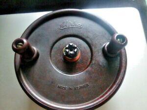 Vintage1930s-Aust-Ex-Cond-13cm-THE-ALPHA-039-Bakelite-Reel-Ludrick-Blackfish-Rocks