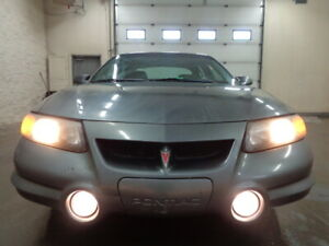 2004 PONTIAC BONNEVILLE SLE-LEATHER-SUNROOF-REMOTE STARTER