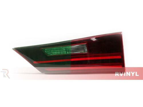 Rtint Tail Light Tint Precut Smoked Film Covers for Mercedesz S-Class 2007-2009