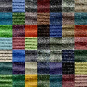 Tretford Eco Carpet Tiles Cashmere Goat Fibres 50 X 50