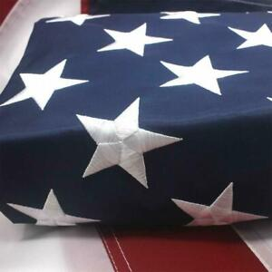 American-Flag-3x5-ft-Outdoor-US-Flag-UV-Protected-Embroidered-Stars-Sewn-Stripes