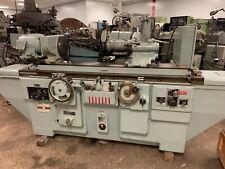 Brown Amp Sharpe 14 X 40 Model No 3 Cylindrical Od Grinder Price Reduced