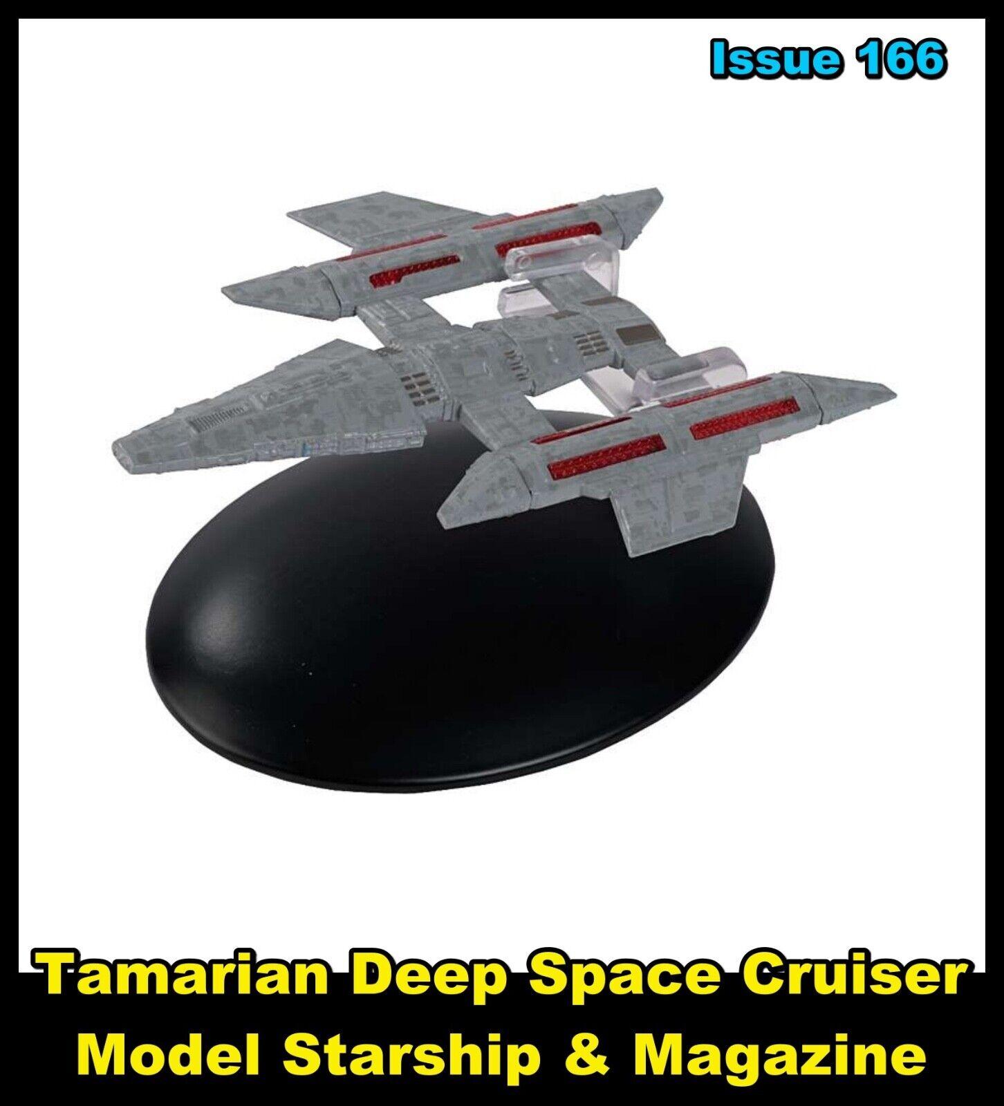 Issue 166: Tamarian Deep Space Cruiser