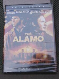 The-Alamo-DVD-2004-Billy-Bob-Thornton-Dennis-Quaid-Jason-Patric-NEW-amp-SEALED