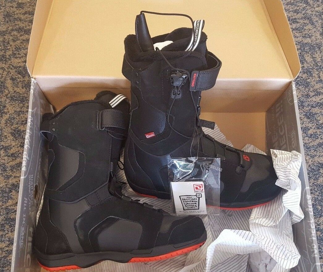 NOS NEW DEELUXE THE CLASSIC  SNOWBOARD BOOT GREAT FOR POW SURF MONDO 26 MENS 8  buy 100% authentic quality