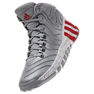 buy online 42233 516a4 Image is loading Adidas-Adipure-Crazyquick-2-Damian-Lillard-Basketball-Shoes -