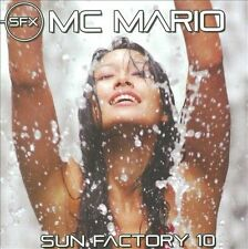 Sunfactory 10 2009 by Mc Mario . EXLIBRARY *NO CASE DISC ONLY*