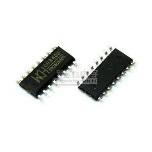 5PCS NEW Original CH340G IC R3 Board Free USB Cable Serial chip SOP