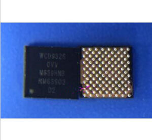 Details about 1 PCS New Audio IC sound chip WCD9326 for Redmi NOTE3 repair