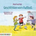 Geschichten vom Fußball von Manfred Mai (2016)