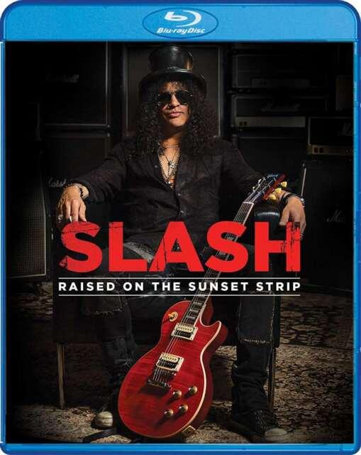NUOVO: Slash: sollevato sulla SUNSET STRIP-BLU-RAY (GUNS N ROSES, Saul Hudson)