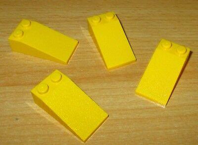 Lego Starwars Dach-Schräg Steine 2x4 in Neu dunkel Grau 30363