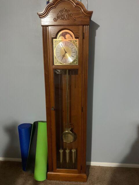 Howard Miller Grandfather Clock For Sale Online Ebay