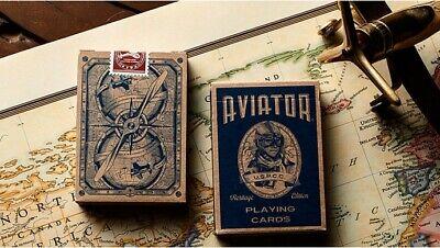 Aspirante Carte Da Gioco Aviator Heritage Edition,poker Size