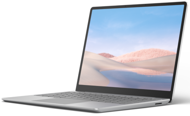 Microsoft  Surface Laptop Go Platin i5-1035G1 128GB 8GB 💥