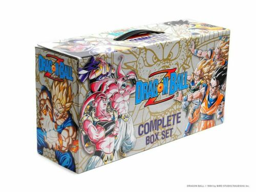 Akira Toriyama Anime Dragon Ball Z Complete Box Set Vols.1-26 Collection NEW