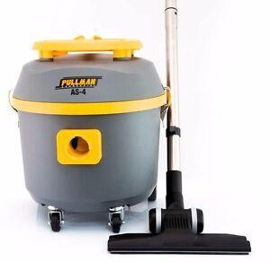 Quiet Vacuum Cleaner pullman as4 quiet commercial vacuum cleaner with free gulper tool