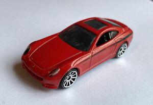 2012 HotWheels FERRARI 612 SCAGLIETTI ROSSO 5 Pack Release!!! MOLTO RARA!