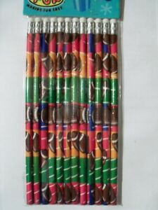 Party Favor Sports 24 Football Pencils