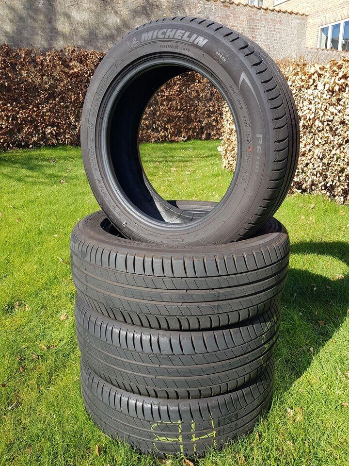 Sommerdæk, Michelin, 195 / 55 / R16