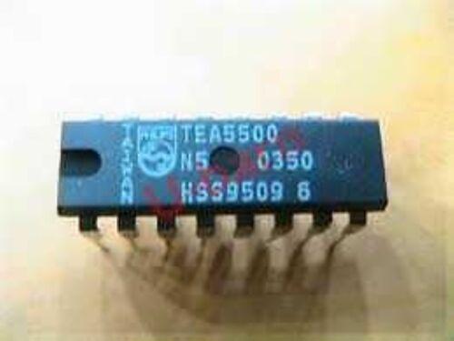 PHILIPS TEA5500 DIP-16P,Coded locking circuit for security