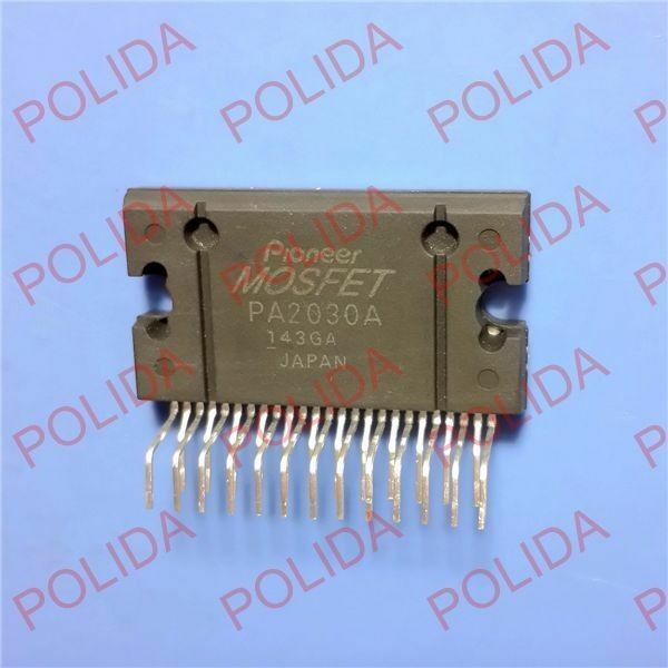 1PCS MOSFET IC PIONEER ZIP-25 PA2030A