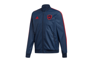 adidas Arsenal Anthem Jacket Blue   adidas US