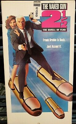 The Naked Gun 2 1/2: The Smell of Fear (VHS, 1991) - Used