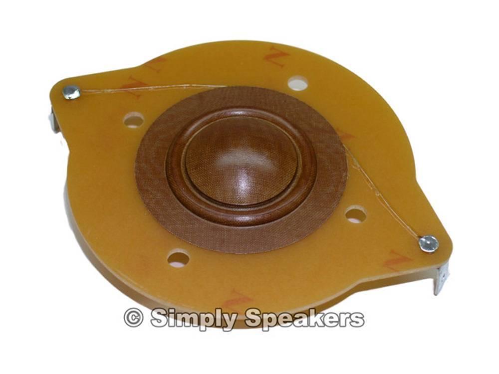 Ss Audio Diaphragma für JBL 034 Hochtöner L46 4401 Lautsprecher Reparatur Teil