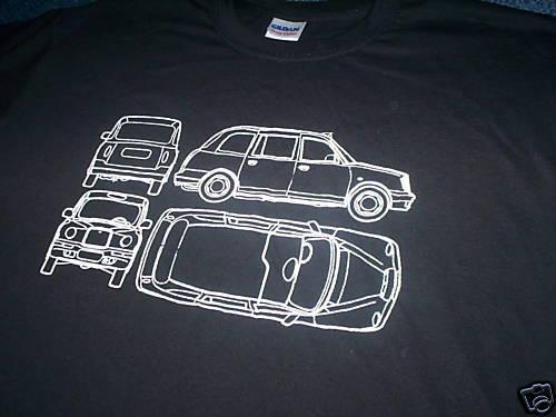 London taxi cab new T-shirt toutes tailles nouveau branché
