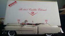 Danbury Mint 1953 Cadillac Eldorado New Huge 1:16 Scale in Box w/Oak Stand/Docs